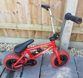Mini Rocker DeVita Bike Red