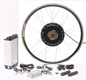 1000W-Motor-48V-15AH-Lithium-Ion-Battery-Electric-Bicycle-Conversion-kit