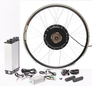 1000W-Motor-48V-12AH-Lithium-Ion-Battery-Electric-Bicycle-E-Bike-Conversion-kit