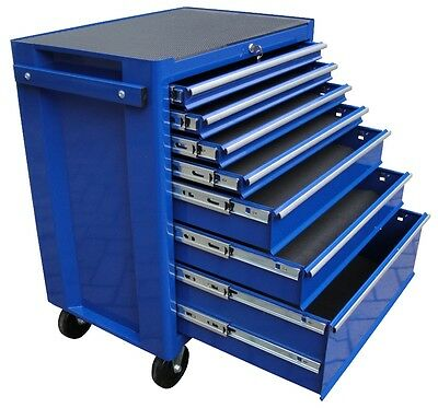 Fahrbarer Werkstattwagen Werkzeugwagen mit 7 Schubladen