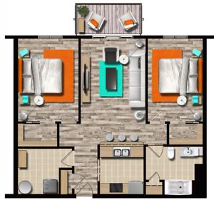 FREDERICTON NORTH - Senior Property (PET FRIENDLY)