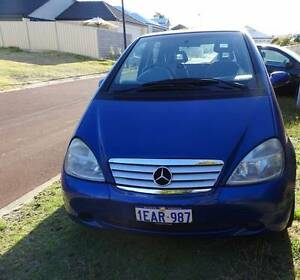 1999 Mercedes-Benz A160 Hatchback Dunsborough Busselton Area Preview