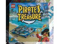 Lego Pirate Treasure Board Game