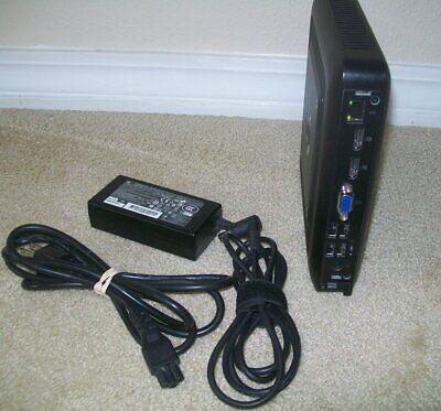 1x) HP t610 PLUS Thin Client (No Flash-RAM-Power Adapter