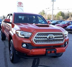 2016 Toyota Tacoma DOUBLE CAB TRD SPORT with UPGRADE PACKAGE