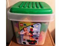 Lego Duplo Quatro Block Set for 7pounds