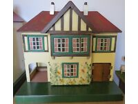 Vintage Triang 61 Dolls House For Sale