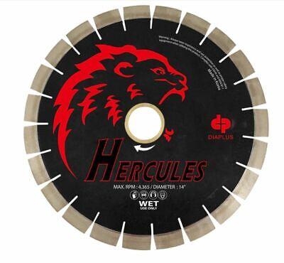 Dia Plus Hercules Bridge Saw Blade For Granite And Natural Stone16
