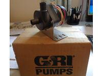 Hi Quality American manufactured 12 volt DC potable water pump