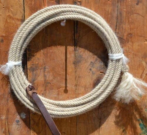 """Jose Ortiz 4 st x 1/4"""" Mohair Get Down Rope 16"""