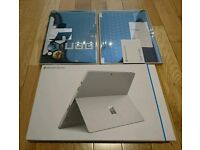 Microsoft Surface Pro 4 i5 Mint Condition with Type Keyboard and UAG Case, may Swap for Macbook