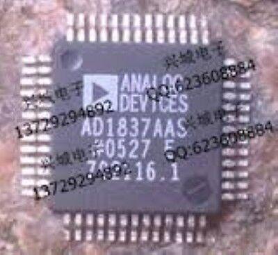 Ad Ad1837aas Qfp52 2 Adc 8 Dac 24-bit Codec