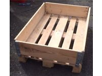 Pallet collars 1200x800mm DELIVERY AVAILABLE