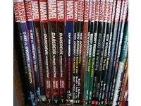 Marvel Graphic Novels Trade Paperback Bundle