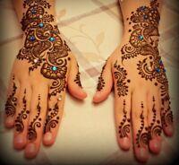 Heena Party & Henna Events (Exp 12+)