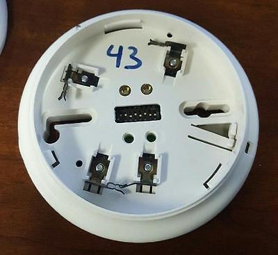 4098-9792 Simplex Smoke Detector Base free shipping used