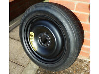 Ford C-Max space-saver wheel