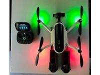 GoPro Karma Drone - under warranty till June 2018 - GoPro Hero5+2 extra batteries+Grip (RRP £1,400)