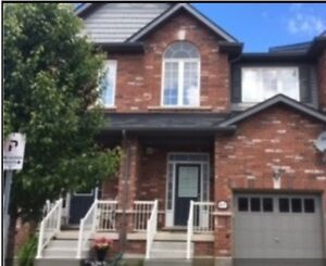 Milton 3BR Townhouse for lease
