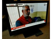 "PANASONIC 42"" TV FULL HD BUILT IN FREEVIEW EXCELLENT CONDITION REMOTE CONTROL HDMI FULLY WORKING"
