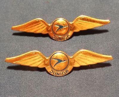 MALEV Hungarien Airline Junior WingPin, Metallausführung