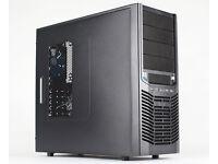 Gaming Quad-Core PC - GeForce GTX660 OC 2GB, 128gb SSD, 500gb HDD, Intel Q8400 CPU, MSI mobo, Wi-Fi