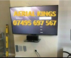 TV INSTALLER, EXPERT TV MOUNTING, 😉👍
