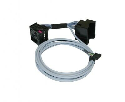 Original Kufatec Cable Loom Adapter Audio 20 Umrüst. on Mercedes Comand Ntg 2.5