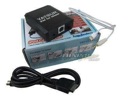 Ipod IPHONE 4 5 6 Interfaz Lightning Adaptador 8-Pin para Renault Daytona...