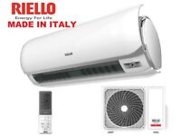 BRAND NEW ITALIAN AIR CONDITIONER SPLIT UNITS FOR SALE HIGH QUALITY AND LIMITED QUANTITY