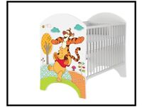 Disney Baby Cot 120×60 Brand New -FREE DELIVERY