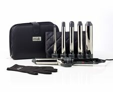 MUK Curl Stick Collection 6 Pack Interchangeable Curling Tongs