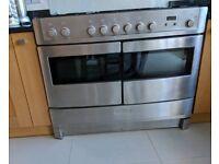 Rangemaster double oven