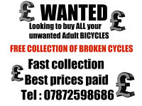 LOOKING FOR ALL UNWANTED CYCLES