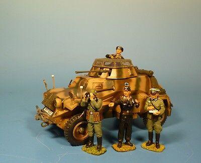 Orig.Lineol (Elastolin) Wehrmacht – Metall – Panzerspähwagen - für 7cm Figuren