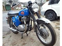 BSA 500 A50 Royal Star