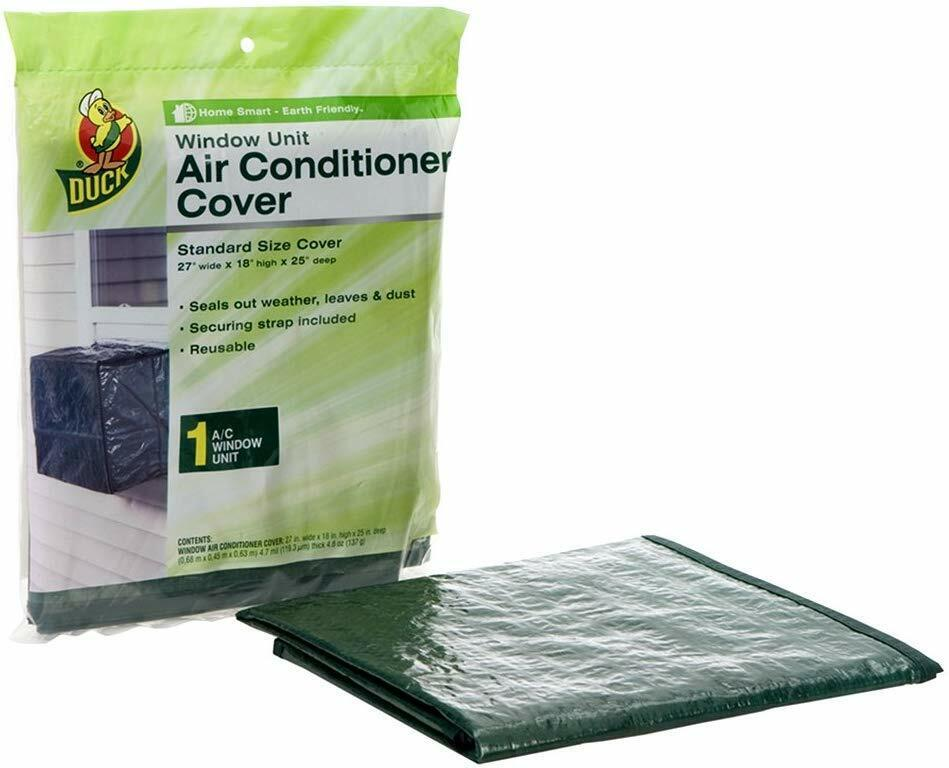 Outdoor Window Unit Air Conditioner AC Winter Cover Heavy Du