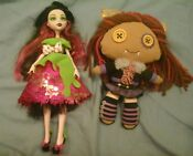 Monster High Plush Lot