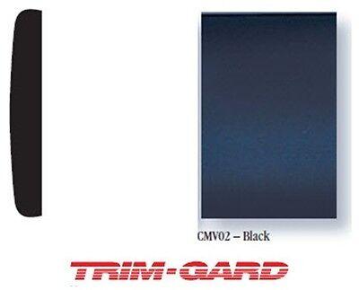 1 12 x 20 Roll Universal All Gloss Black Trim Gard Body Side Molding