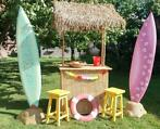 Hawaii feest - tropical party - themafeest - hawai decoratie