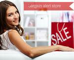 bargain alert store