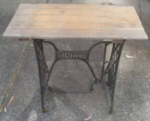 SINGER sewing machine table (table only, no machine) Wahroonga Ku-ring-gai Area Preview