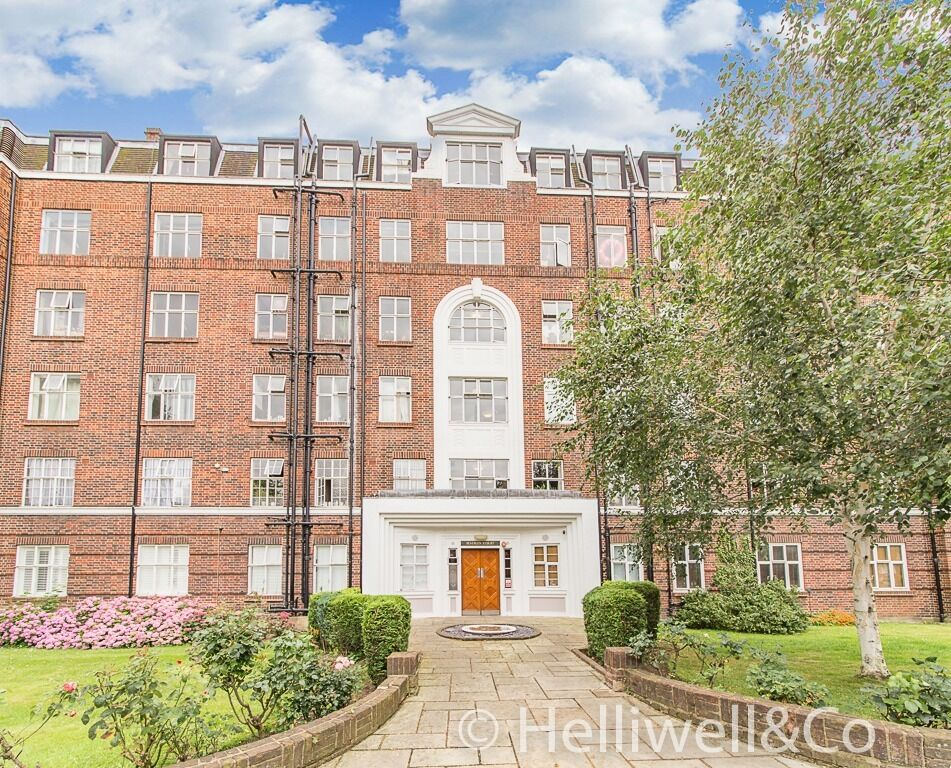 Two Bedroom Apartment in Chiswick, Swimming Pool, Parking, Furnished & Available Now