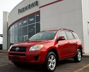 2012 Toyota RAV4 4WD 4cyl Base with Touring Package
