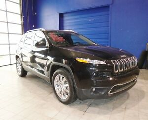 2014 Jeep Cherokee LTD W/SUNROOF, NAV