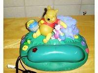 Winnie the Pooh & Piglet Telephone