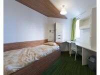 Single Bed in En-suite rooms to rent in student residence with gym in Whitechapel, close to QMUL