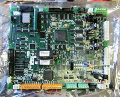 York 031-02430-001 331-02430-601 Microboard Rev K Programmed With Yk Software