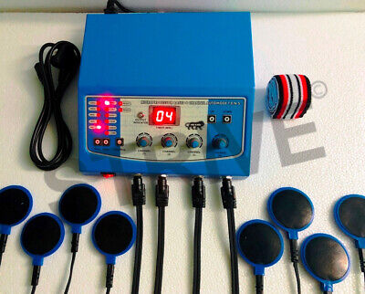Home Use 4ch Electrotherapy Physiotherapy Machine Physical Therapy Massager Kyjv