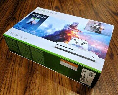 Brand new & Sealed Xbox One S 1TB Console - Battlefield V Bundle